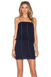 House Of Harlow Kate Dress Navy