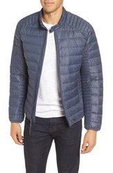 Marc New York Men's By Andrew Lincoln Packable Down Moto Jacket Ink
