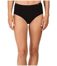 Ongossamer Clean Lines Modern Brief G7075 Black Women's Underwear