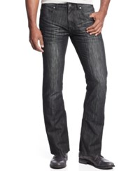 Inc International Concepts Men's Kurtis Berlin Slim Straight Jeans Only At Macy's Black