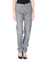 Get Lost Casual Pants Grey