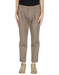 Gazzarrini Casual Pants Military Green