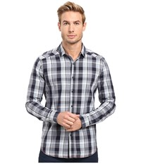 Mavi Jeans Checked Shirt Blue Shadow Checked Men's Clothing Multi