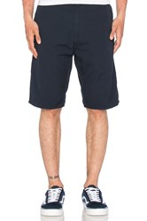 Carhartt Ruck Single Knee Short Navy
