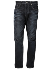 Jack And Jones Jack And Jones Jjerik Relaxed Fit Jeans Blue Denim