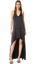 Narciso Rodriguez Sleeveless Gown Black