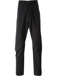 Song For The Mute Classic Tapered Trousers Black