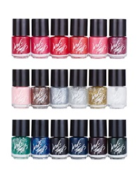 Lord And Taylor 18 Piece Mini Nail Polish Set Assorted