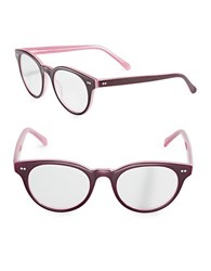 Corinne Mccormack Abby 50Mm Reading Glasses Pink