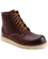 Eastland Shoe Men's Barron Chukka Boots Men's Shoes Oxblood