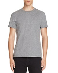 Uniform Organic Cotton Tee Heather Grey