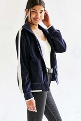 Without Walls Duo Track Jacket Navy