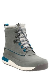 Clarksr Men's Clarks 'Johto Rise Gtx' Waterproof Boot Grey