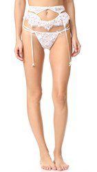 For Love And Lemons Kate Garter White