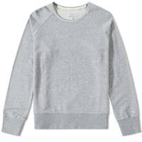 Rag And Bone Rag And Bone Standard Issue Crew Sweat Grey