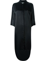 Henrik Vibskov 'Aloe' Shirt Dress Black