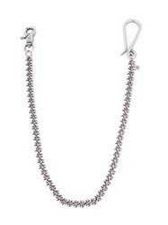 Andrea D'amico Hooklet Chain Necklace Metallic
