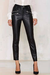Nasty Gal Cool Confusion Moto Pants