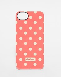 Cath Kidston Little Spot Iphone 5 Case Pink