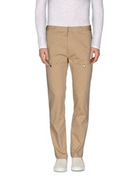 Kenzo Trousers Casual Trousers Men Beige