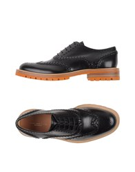 Dries Van Noten Footwear Lace Up Shoes Men Black