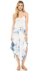 Blue Life Sundown Hanki Cami Dress Deep Blue Crystal