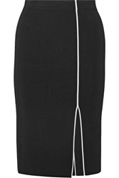 Rag And Bone Lucine Stretch Knit Pencil Skirt Black