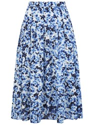 Fenn Wright Manson Gaugin Skirt Blue