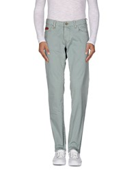 Unlimited Trousers Casual Trousers Men Light Green