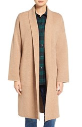 Madewell Women's Shawl Collar Merino Wool Sweater Coat