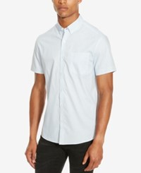 Kenneth Cole Reaction Men's Dot Shirt Clear Water Combo