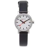 Mondaine Quartz Evo 26Mm Watch Black