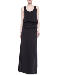 Soft Joie Wilcox Slub Jersey Maxi Dress