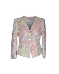 Armani Collezioni Suits And Jackets Blazers Women Lilac