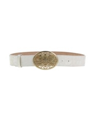 Emporio Armani Belts Light Green