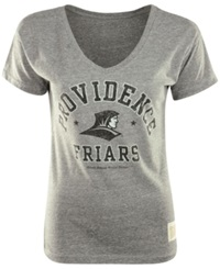 Retro Brand Women's Providence Friars Graphic T Shirt Gray