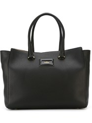 Hogan Large Tote Bag Black