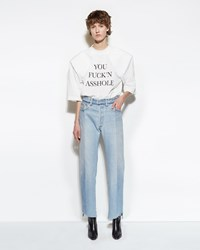 Vetements Reworked Denim Blue
