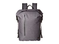 Knomo Thames Cronwell Top Zip Backpack Grey Backpack Bags Gray