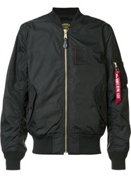 Alpha Industries 'Skymaster' Jacket Black