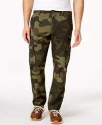 American Rag Camo Cargo Pants Only At Macy's