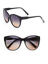 Jason Wu Petra 56Mm Cat's Eye Sunglasses Black