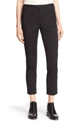 Women's Atm Anthony Thomas Melillo Slim Stretch Twill Crop Pants