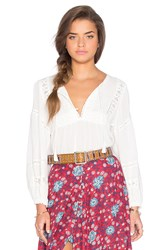 Spell And The Gypsy Collective Boho Bella Blouse White