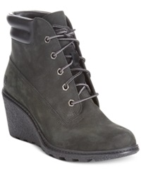 Timberland Women's Earthkeepers Armston Wedge Booties Women's Shoes