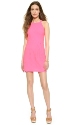 Nanette Lepore Feelin Lucky Dress Flamingo
