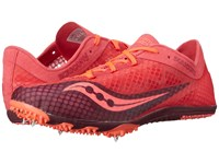 Saucony Endorphin Berry Coral Women's Running Shoes Pink