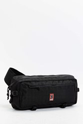 Chrome Industries Chrome Kadet Nylon Sling Messenger Bag Black