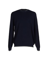 Marina Yachting Knitwear Jumpers Men Dark Blue