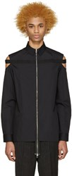 Hood By Air Black Twill 69 Jockey Jacket